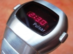 PULSAR P3 TIME COMPUTER LED 1973